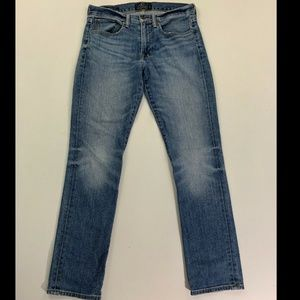 Lucky Brand Blue 121 Heritage Slim Fit Jeans 30x32
